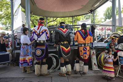 The Southwestern Association for Indian Arts is pleased to announce the 99th Annual Santa Fe Indian Market Schedule of Events