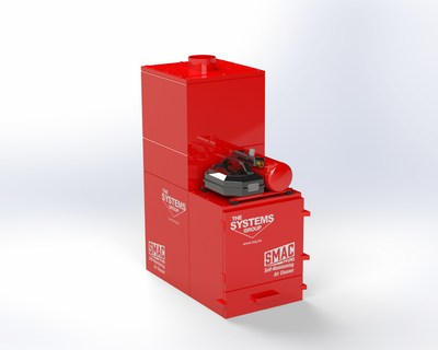 New SMAC Mini Pulse-Cleaned Air Cleaner Offers Hospital Grade Filtration For Crane Cabs