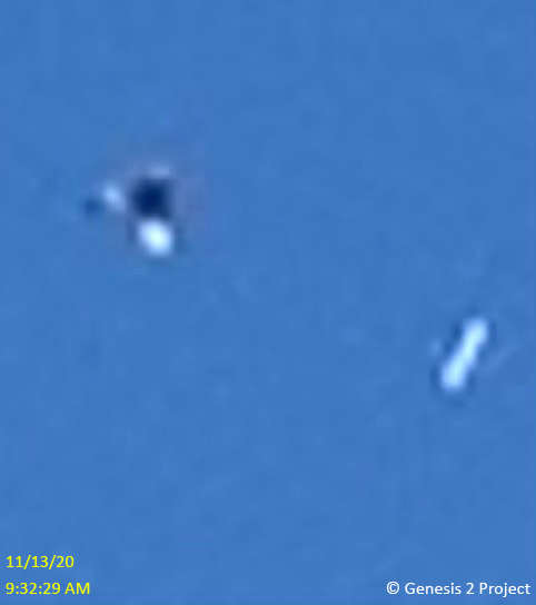 Updated Multimedia: EVIDENCE OF UNIDENTIFIED AERIAL PHENOMENON (UAP): First Scientifically Authenticated Documentation of Images Released