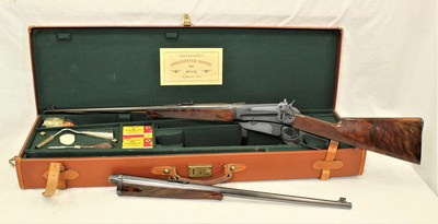 New Frontier's Aug. 28 Auction Led by Important Old West Artifacts, Antique & Vintage Firearms Including Early Winchester Collection and Notorious Oklahoma Outlaw's Revolver