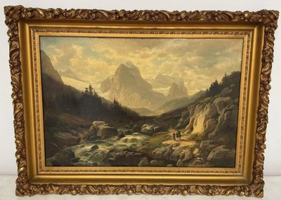 Founder of Robb Report's Rare 19th Century Antiques and Fine Art Collection Offered at Online Auction by Pearce & Associates