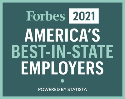 Simmons Bank Named to Forbes America's