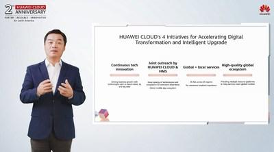 Intensifica HUAWEI CLOUD inversión en Latinoamérica y Caribe con nuevos lanzamientos y programas de socios