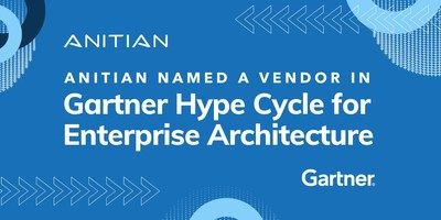 Anitian Named a Vendor in Gartner Hype Cycle for Enterprise Architecture