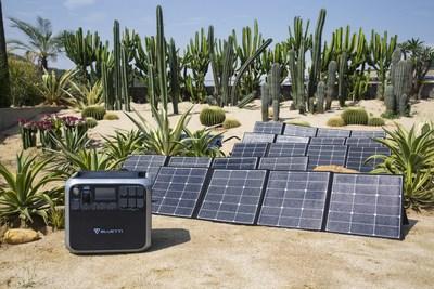 BLUETTI AC200P ya está disponible en México