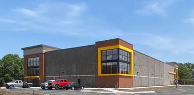 StorageMart Builds Brand New Store in Overland Park, Kansas