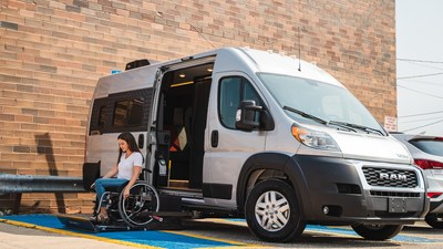 Winnebago Opens up #Vanlife to Broader Population with the Wheelchair-Ready Roam Class B RV