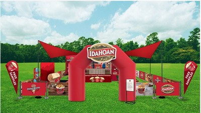 Idahoan Foods is Bringing the Ultimate Mashed Potato Experience to Sports Events, Music Festivals, and More with its 'Mashed in America' Tour