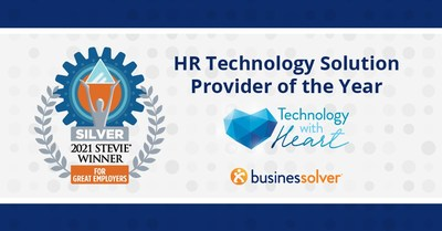 Businessolver Honored as HR Technology Solution Provider of the Year