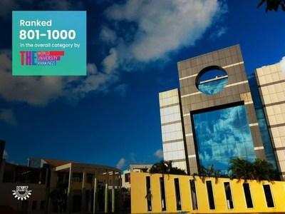 KIIT domina en la clasificación mundial de universidades
