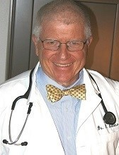 Richard E.B. Larew, MD, is recognized by Continental Who's Who