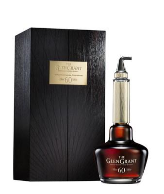 The Glen Grant® anuncia el lanzamiento del Dennis Malcolm 60th Anniversary Edition 60 años