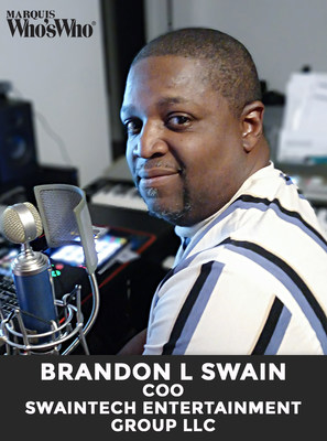 Brandon Swain Celebrated for Excellence in Event Planning and Talent Promotion