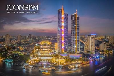 El emblemático ICONSIAM de Tailandia, uno de los cuatro mejores centros comerciales del mundo