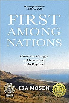 Debut Novel First Among Nations Honored by 6 Independent Press Awards