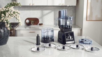 Vitamix® Introduces New Accessories for Immersion Blender and Food Processor Attachment