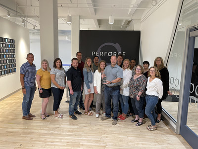 Perforce Named 2021 Microsoft US Partner Award Winner