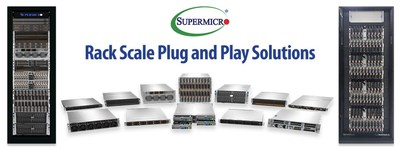 Supermicro presenta Rack Plug and Play Cloud Infrastructure