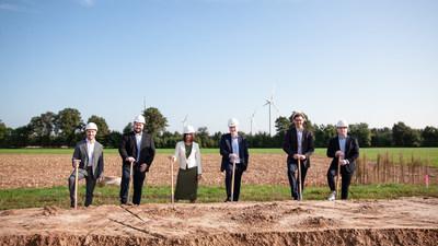 10.000 hidrogeneras ecológicas al mes: se inicia la producción en serie de electrolizadores Enapter en Renania del Norte-Westfalia
