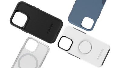 OtterBox Unleashes Full Line of Cases, Chargers and Accessories for New Apple Devices