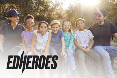 Se lanza el movimiento EdHeroes. Su objetivo: hacer frente a los desafíos más apremiantes en materia de educación