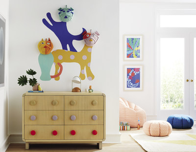 Crate & Kids Partners with Domino For First Kids and Baby Collection