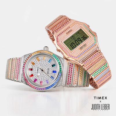 Timex Group And Judith Leiber Couture Announce Collaboration And New Partnership