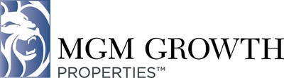 MGM Growth Properties Increases Quarterly Dividend To An Annualized Rate Of $2.08 Per Share