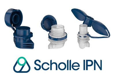 Scholle IPN Announces New Line Of Tethered Pouch Fitments For Increased Sustainability