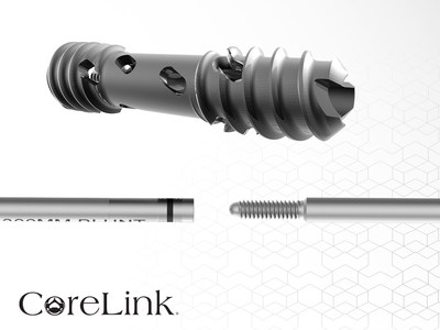 CoreLink Surpasses 5,000 Entasis SI Joint Fusion Implantations With Patented Stackable Guide Wires