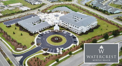 Watercrest Myrtle Beach Assisted Living and Memory Care Now Accepting Reservations