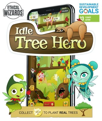 Gaming With Purpose: How Ethical Wizard's Idle Tree Hero Has Ushered in a New Era of Sustainability to Fight Climate Change