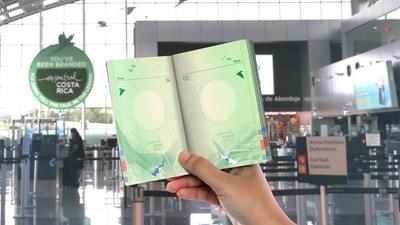 Costa Rica revela el arte de su nuevo pasaporte biométrico