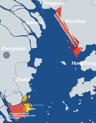 Informe de Nanfang Media: China impulsa planes maestros para impulsar las economías de Hong Kong y Macao