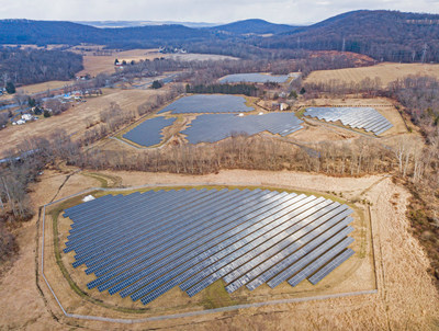 CEP Renewables Develops Phase Two of 16-Megawatt Solar Project: The Projects' Clean Energy Contributes to New Jersey's Energy Master Plan