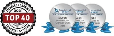 DigitalChalk by Sciolytix Wins 3 Brandon Hall Excellence in Future of Work Awards