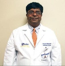 Pramod A. Vadlamani, MD is recognized by Continental Who's Who