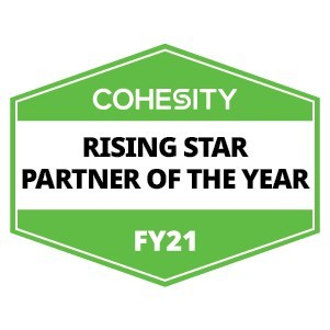Comport Receives Cohesity's Americas Rising Star Partner of the Year Award