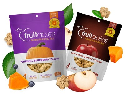 Fruitables® Celebrates National Dog Week by Providing Fun, Flavorful and Healthy Ways Pet Owners Can Share in the Love