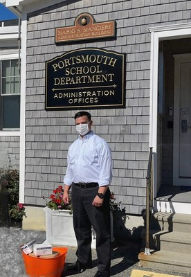 Embrace Home Loans Donates Thousands of Facial Masks to Local Rhode Island Schools