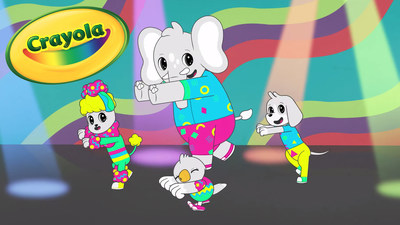Crayola Launches New Season of Digital-First Content in Partnership with WildBrain Spark