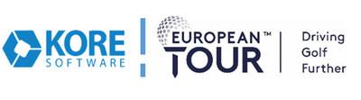 European Tour establece un nuevo estándar de patrocinio con la asociación de KORE Software