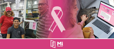 MI Foundation to Donate $50,000 to Breast Cancer Charities