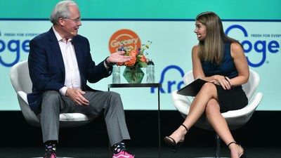 Kroger Chairman and CEO Rodney McMullen Delivers Opening Keynote at Groceryshop