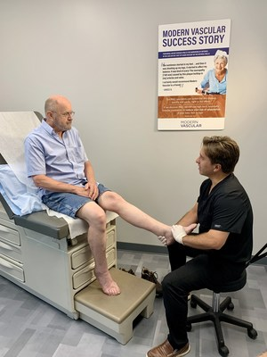 Vascular Surgeons are Embracing the Future of Peripheral Artery Disease (PAD) Treatment by Transitioning to Outpatient Procedures