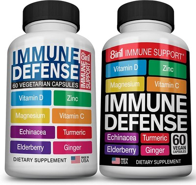 Immune System Booster Vitamins Supplements From Esvito Receive Praise for Ease of Use
