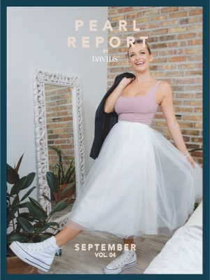 October Trends as Most Popular Wedding Month for Second Half of Year While Black Wedding Dresses Have Entered the Search Race: David's Bridal Announces Monthly Consumer Insights Report, The Pearl Report, Now Available for Free Download
