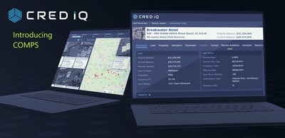 CRED iQ Launches Commercial Real Estate Comps Software