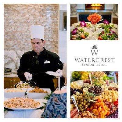 Signature Culinary Offerings at Watercrest Naples Promote Healthy Aging for Resident Seniors