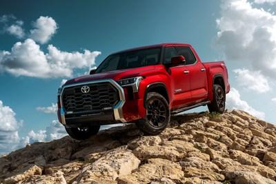 Potencia absoluta: Toyota Tundra 2022 de última generación